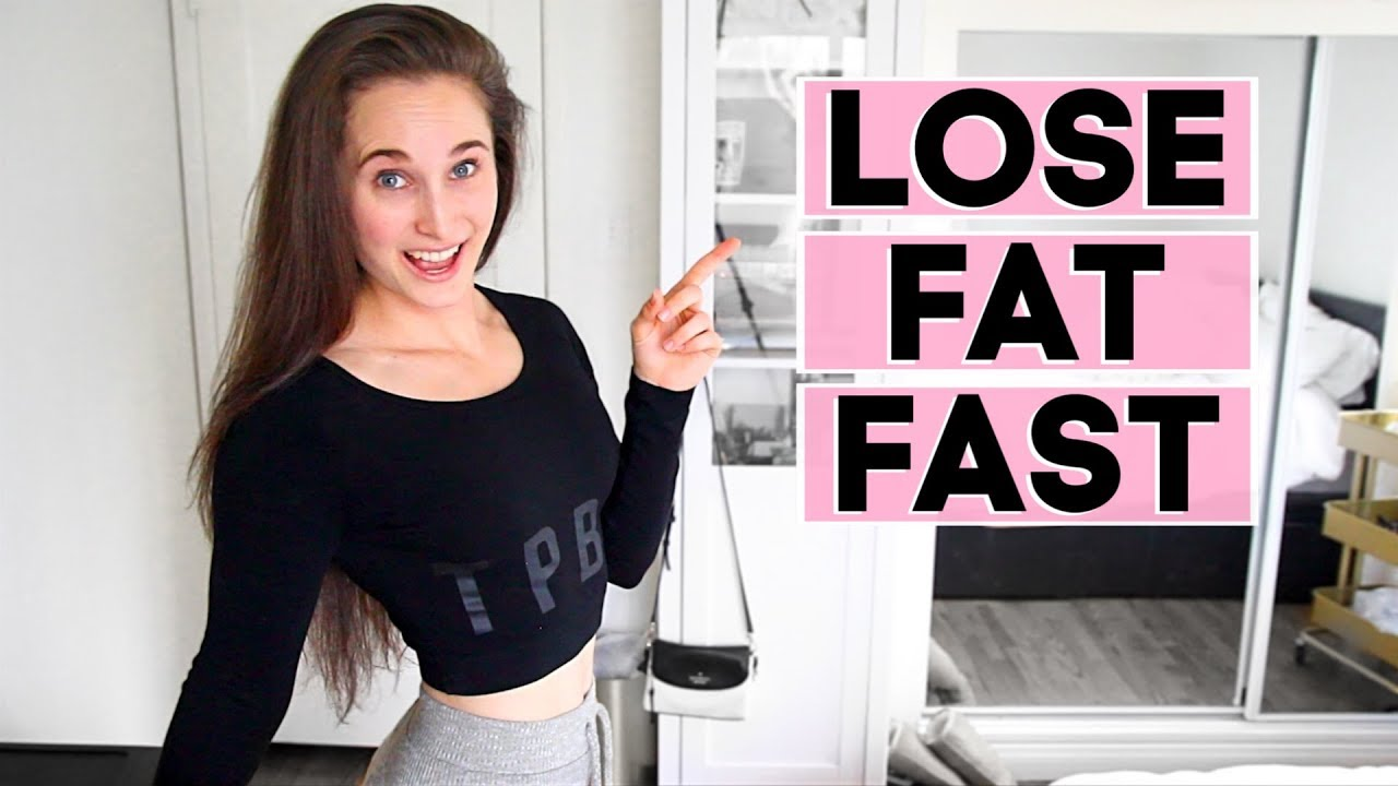 10 TIPS TO LOSE FAT FASTER | Become a Fat Burning Machine Top Rated