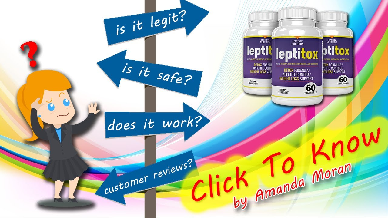 Is Leptitox Safe. Review From Real Customer