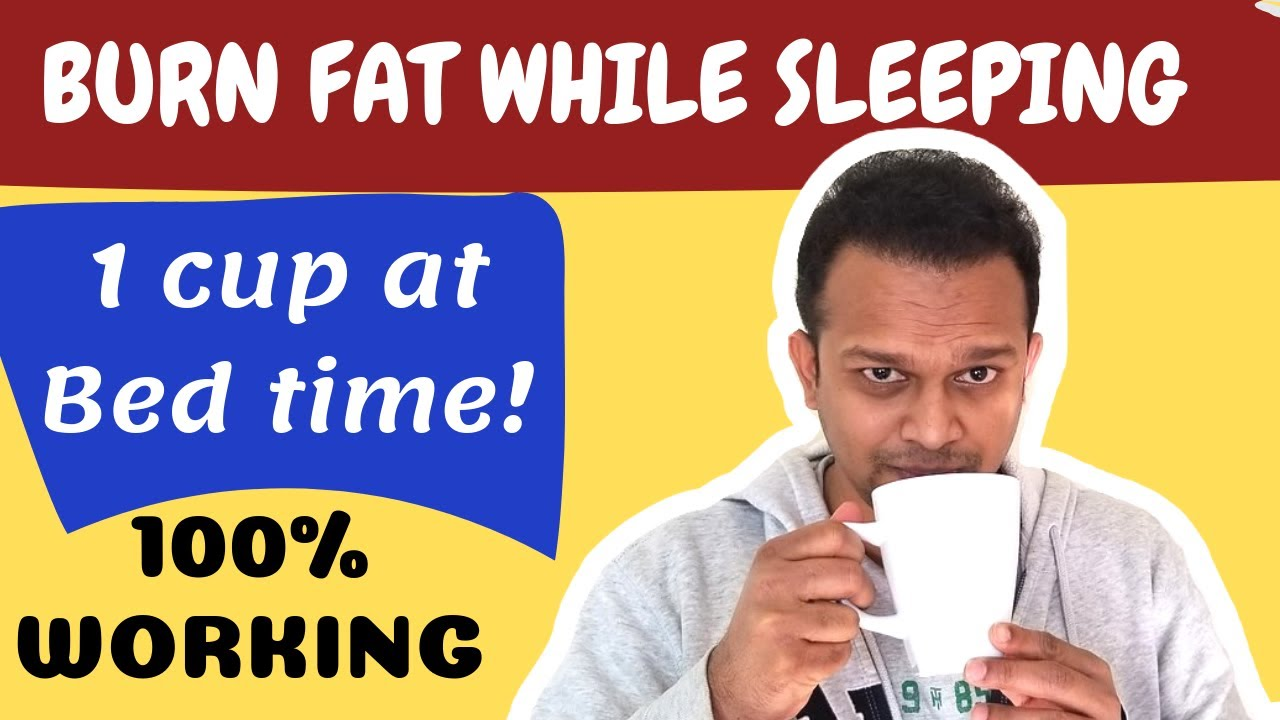 DRINK THIS FOR SHOCKING WEIGHT LOSS, BEST MATCHA TEA for FAT BURNING, LOSE WEIGHT WHILE SLEEPING
