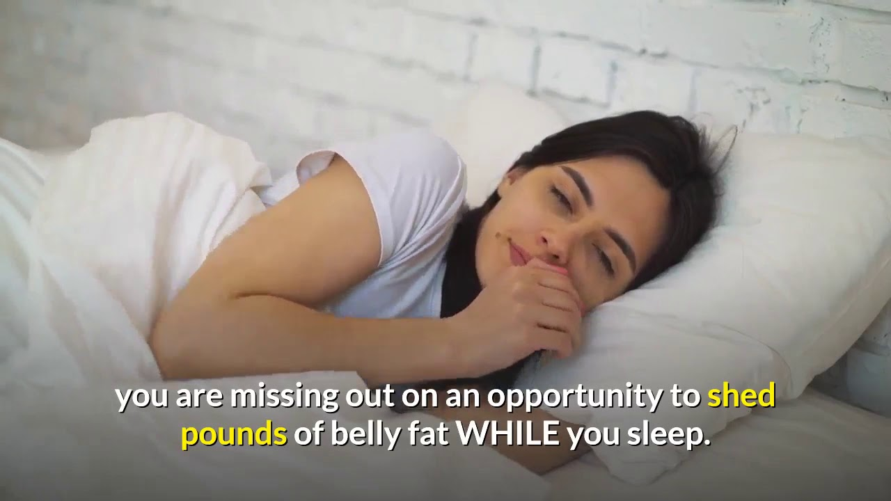 Eat Sleep Burn Review – 1 cup before bed shrinks belly fat all night