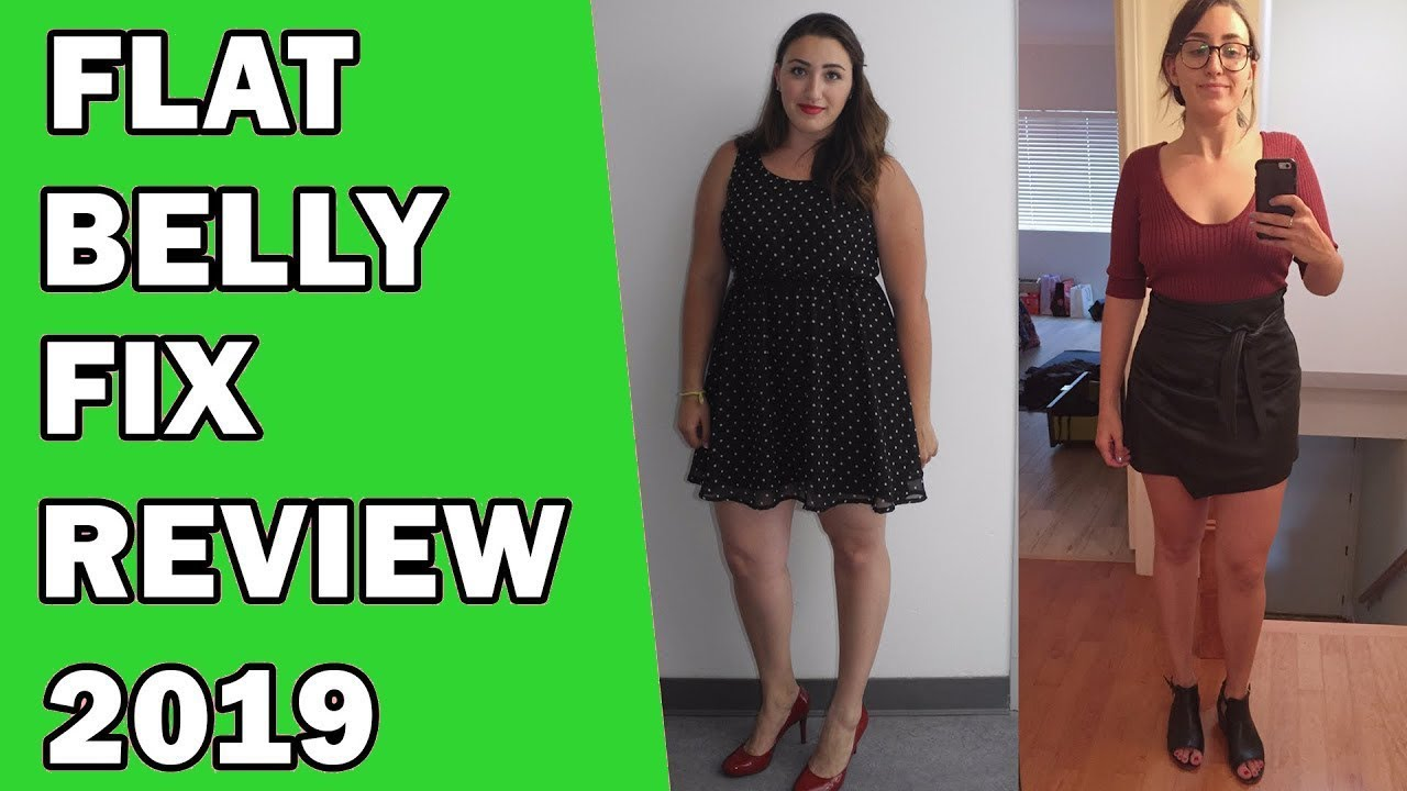 Flat Belly Fix Review – DON'T BUY IT Until You Watch This