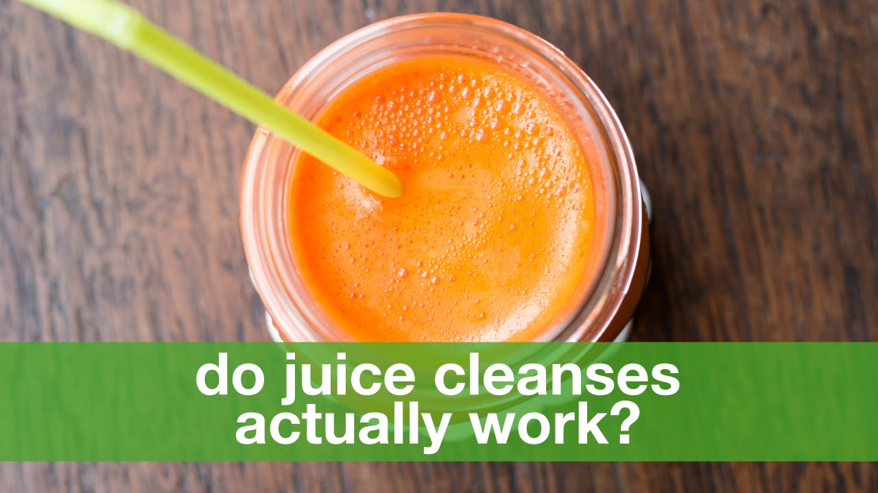 Juice-only cleanses: what you need to know