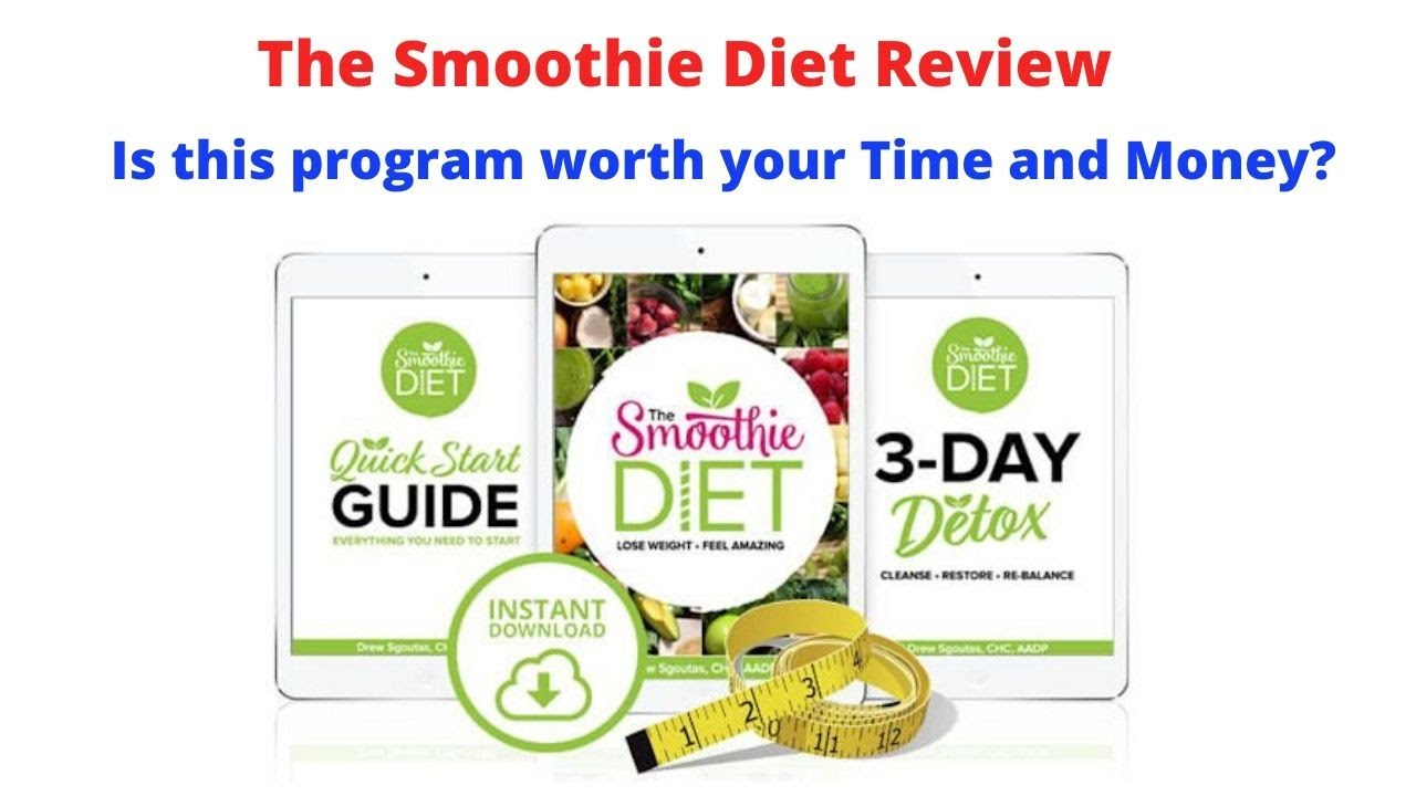 The Smoothie Diet Review: 21 Day Rapid Weight Loss Program