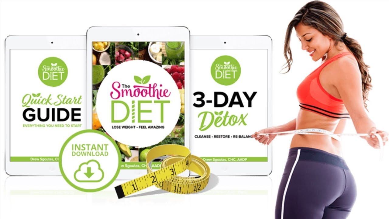 The Smoothie Diet Review – 21 Day Rapid Weight Loss Program