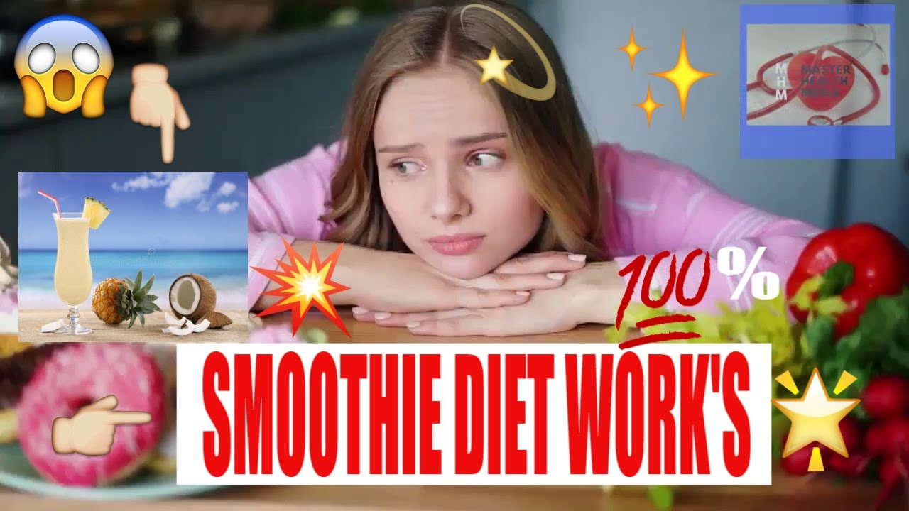 The Smoothie Diet Review How It's Work – The Smoothie Diet  | Does It Really Work ? Top Rated