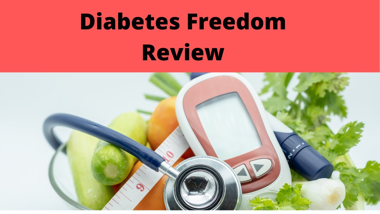 Diabetes Freedom Review (2019/2020) Watch Video