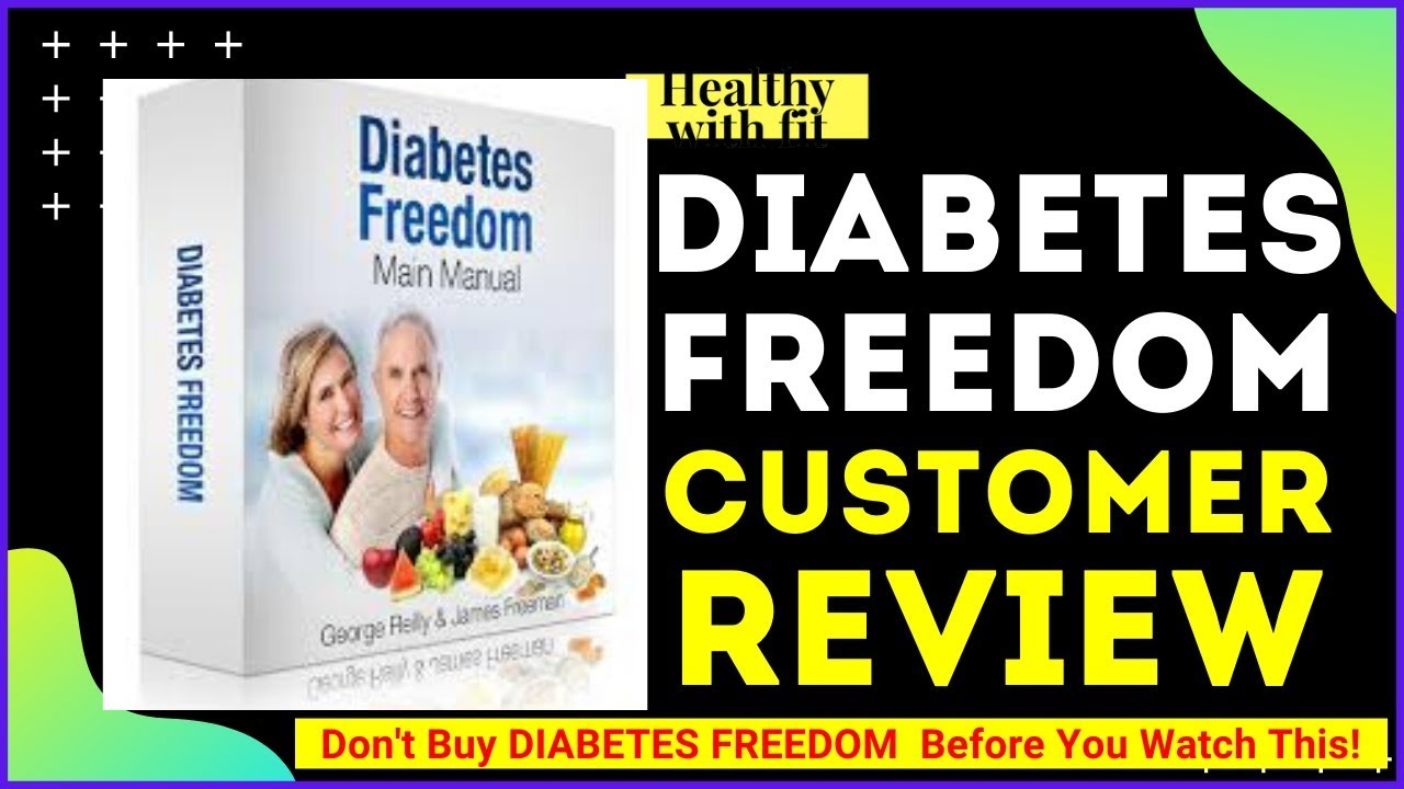 Diabetes Freedom Review | Diabetes Freedom Program Exposed Watch Video