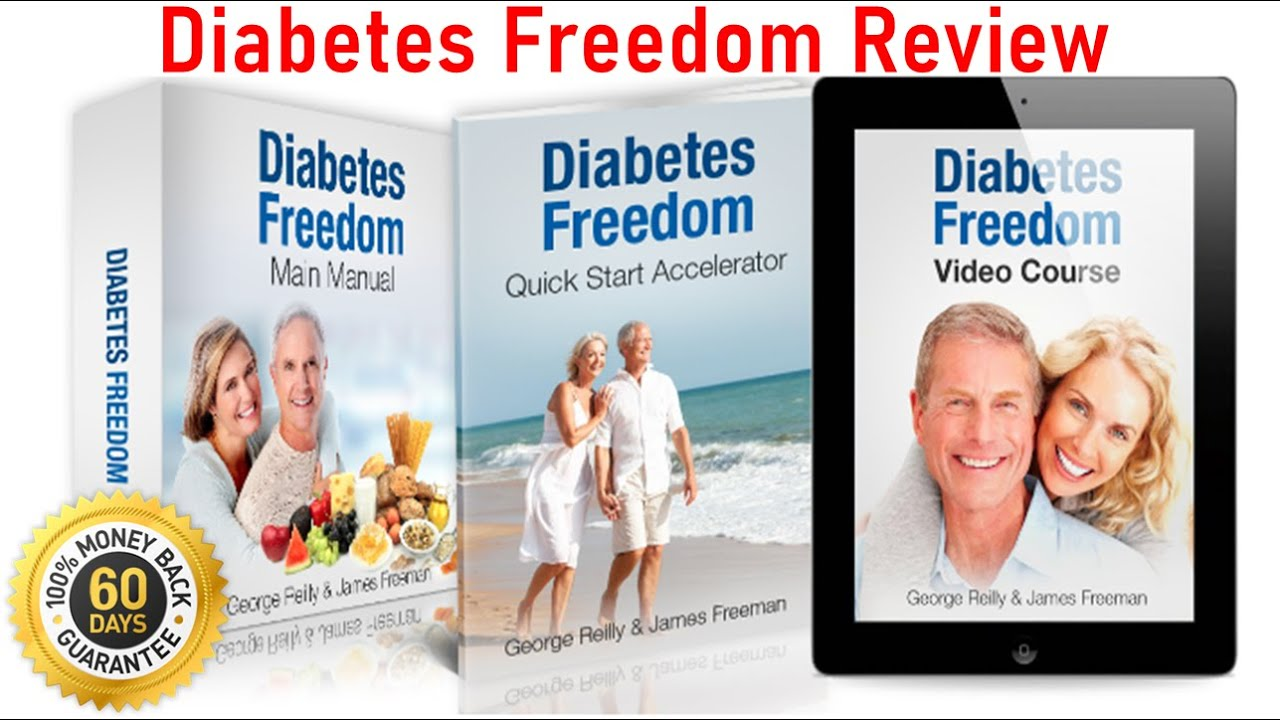 Diabetes Freedom Review – It Really Work ? Watch Video