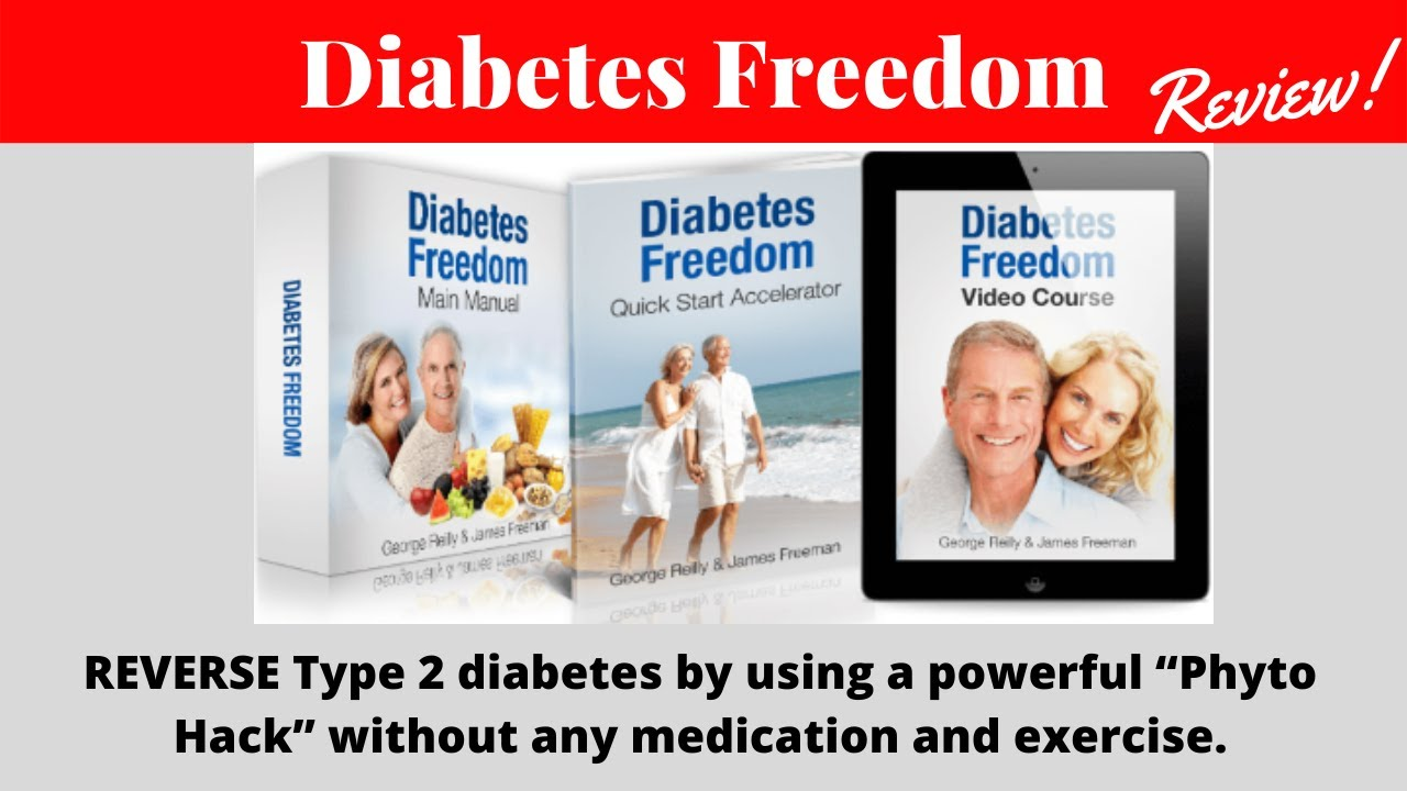 ⚠️Diabetes Freedom Review ⚠️ Must Watch Before You Buy Watch Video