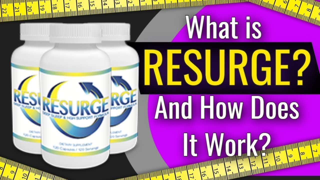 Resurge Supplement Review | Does This Fat Burning Supplement Work Or Scam – How to Lose Weight Fast