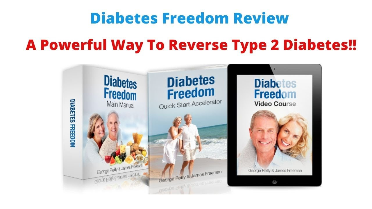 Reverse Diabetes Freedom Review – A Powerful Way To Reverse Type 2 Diabetes!!