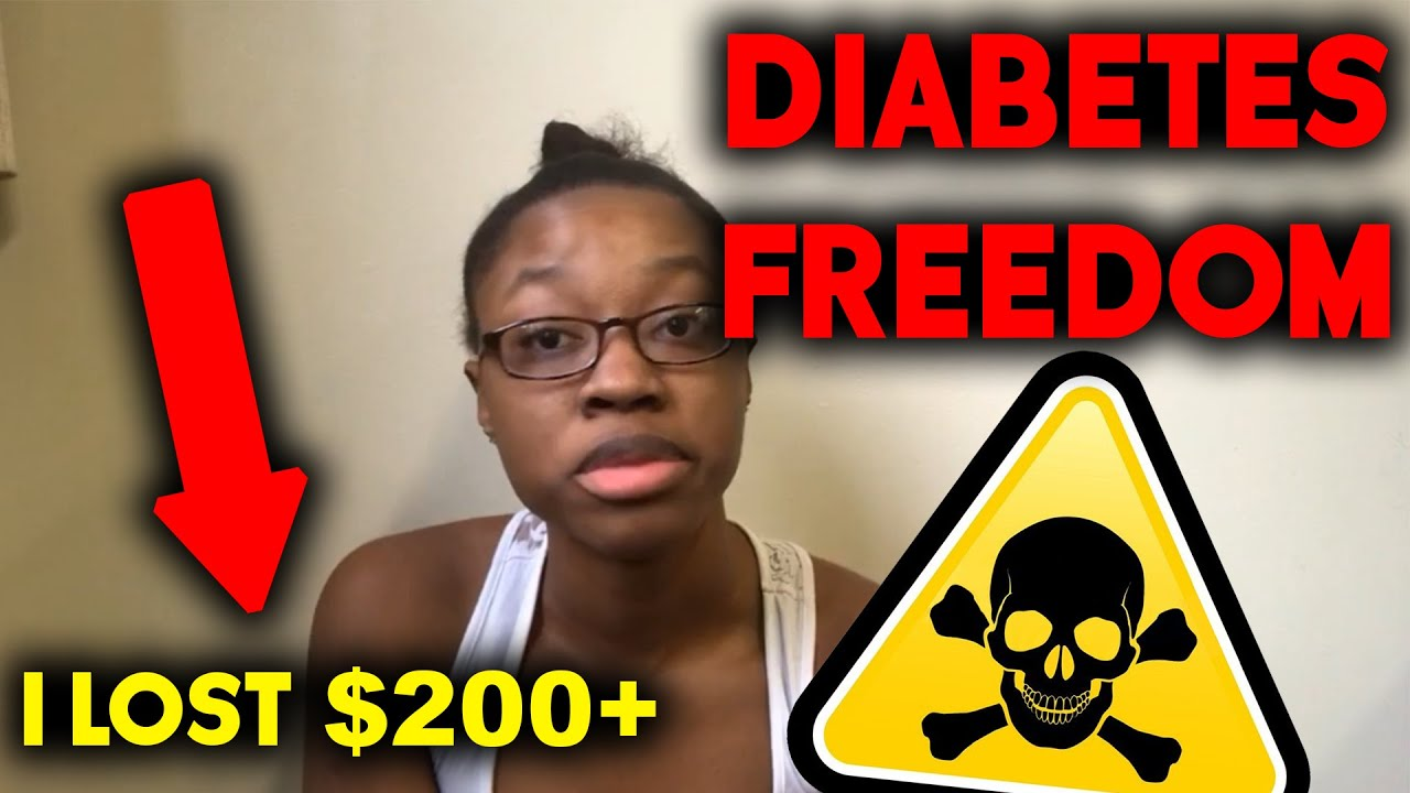 Reverse Diabetes Freedom Review – WARNING! I Lost $200+ (MUST WATCH)