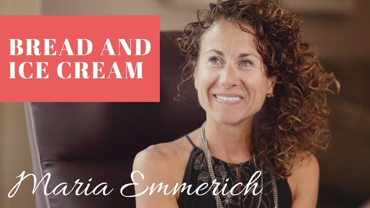 Reverse Diabetes Naturally: Bread and Ice Cream – Maria Emmerich