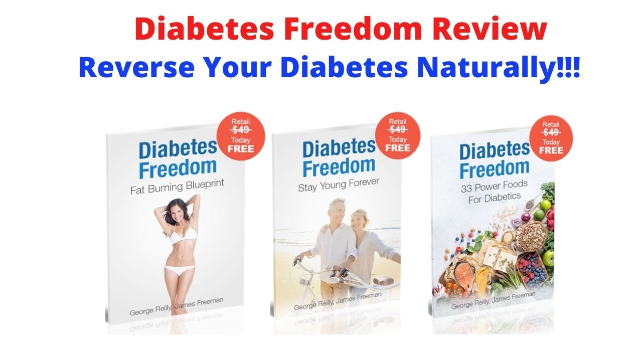 Sugar Diabetes Freedom Review – Reverse Your Diabetes Naturally!!!