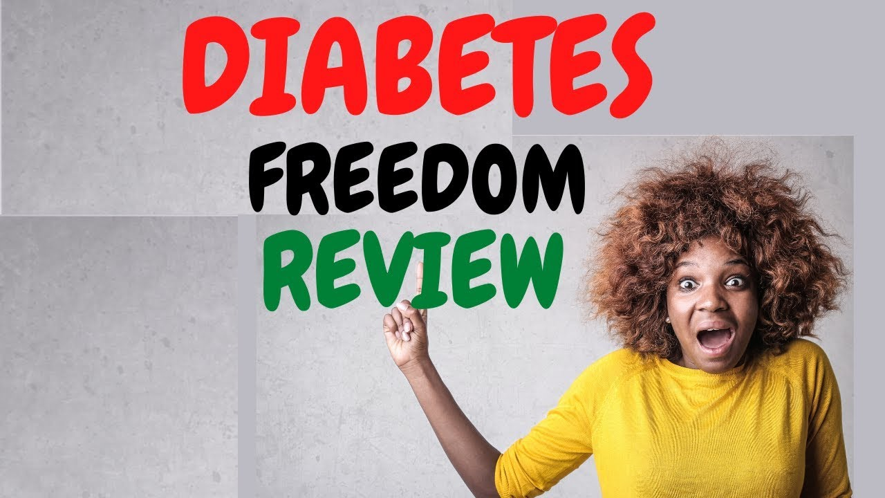 Sugar Diabetes Freedom Review 2020 | Does It Really Work ?