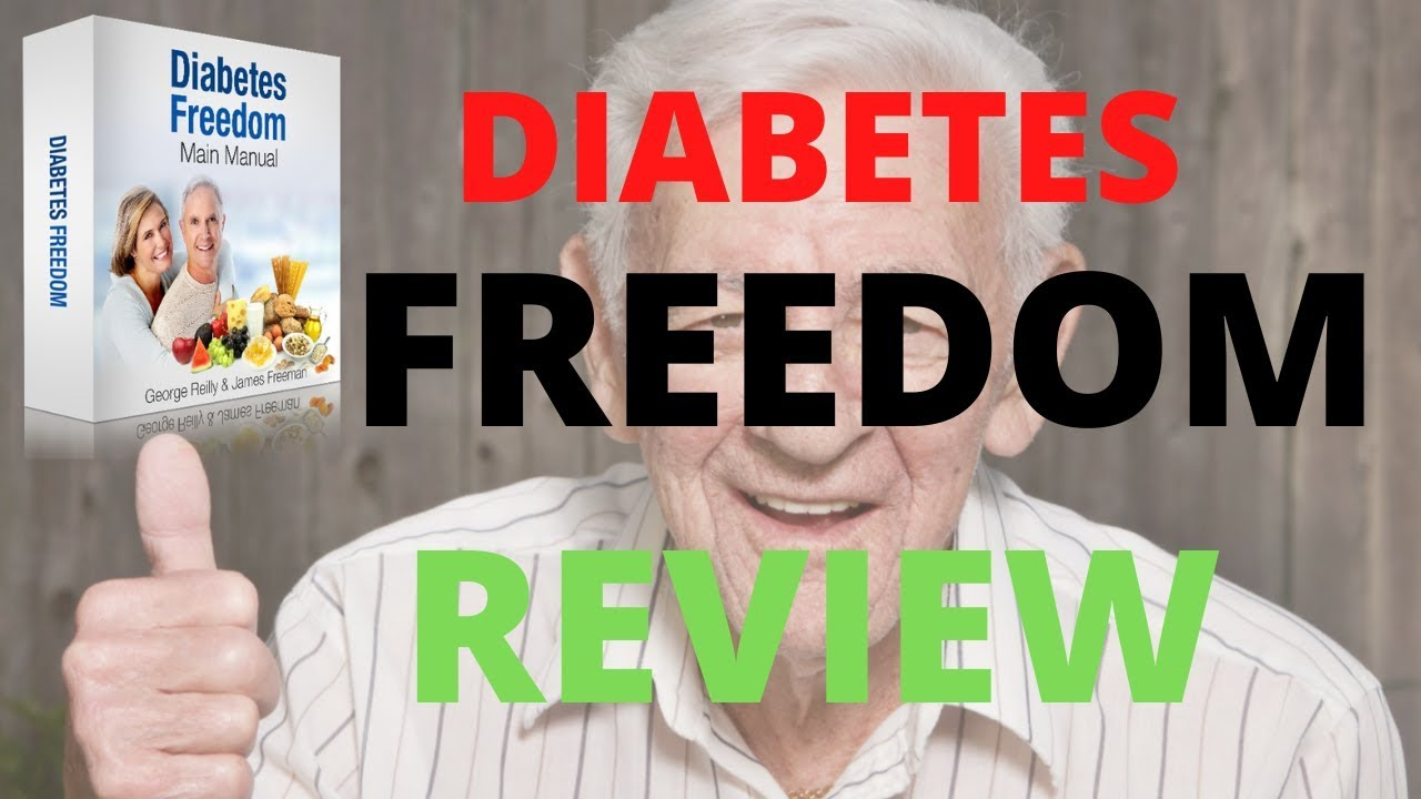 Sugar Diabetes Freedom Review | Diabetes Freedom Review by George Reilly  – Does It Work OR Scam ?