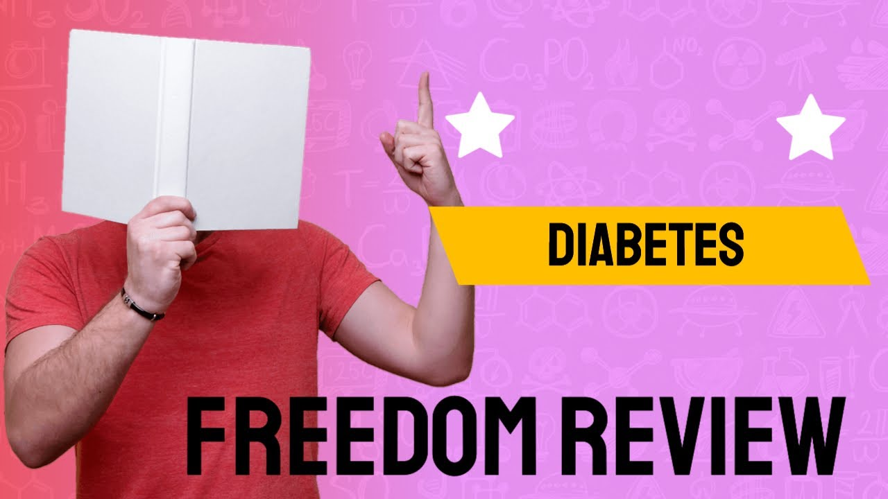 Sugar Diabetes Freedom Review – Does Diabetes Freedom System Really Work ?