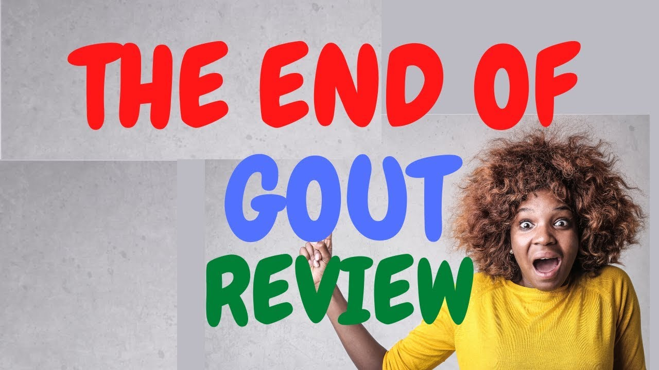 The End Of Gout Review 2020 | The Gout Solution Review  by Shelly Manning  – Does It Really Work (PDF)