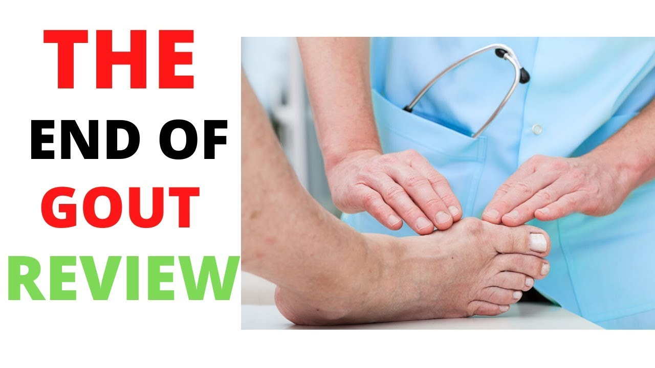 The End Of Gout  review by Shelly Manning  | does the end of gout really work? (PDF)