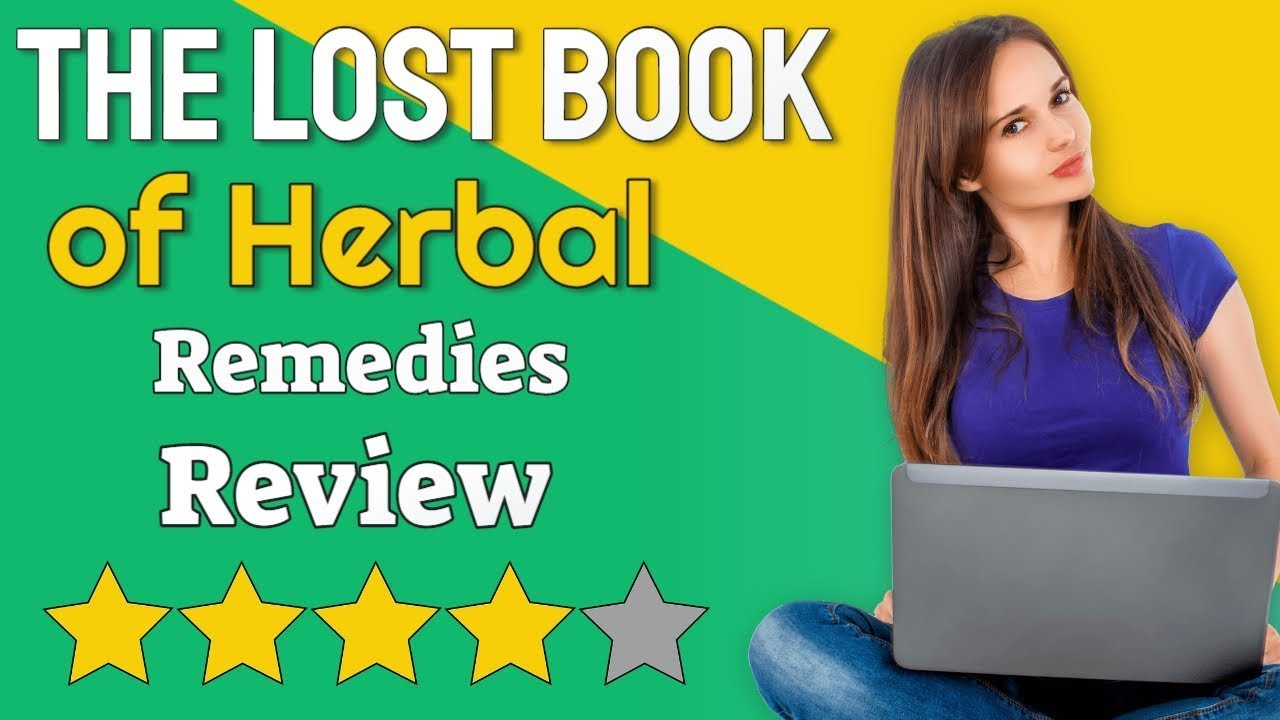 The Lost Book of Remedies Review 🌿Lost Herbal Remedies 🌿 Video Review