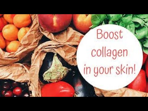 Weight Loss Foods That Naturally Boost Collagen Production| Natural & Health | Natural Health Tips