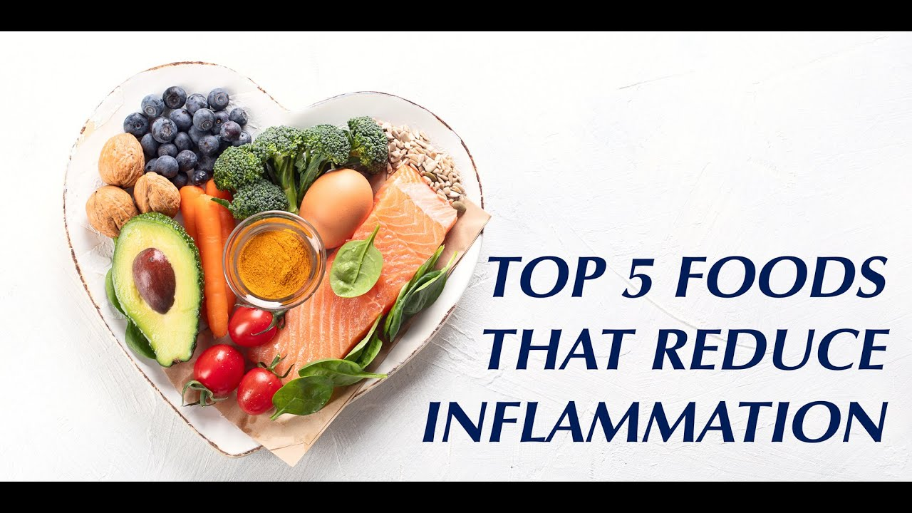Weight Loss Top 5 Foods To Fight Inflammation| Natural & Health | Natural Health Tips