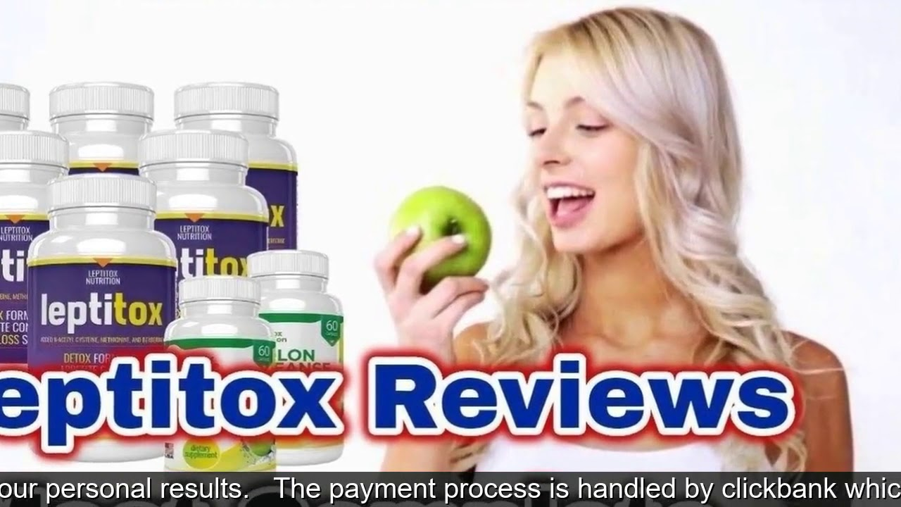 What Are The Ingredients In Leptitox? Leptitox Ratings (Weight Loss)