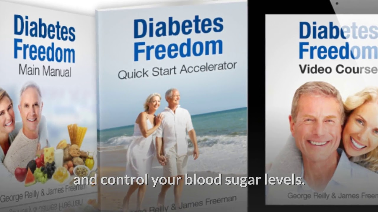 Diabetes Freedom Review 👨‍⚕️
