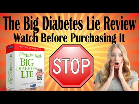 7 Steps To Health And The Big Diabetes Lie Review – Watch Before Purchasing It 👨⚕️