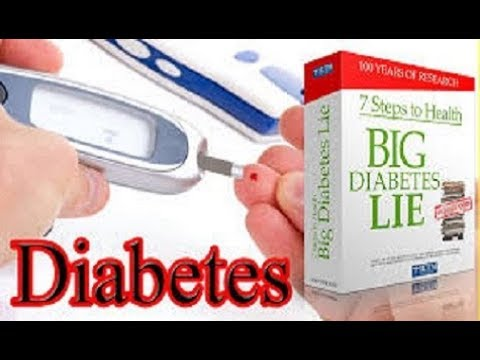 7 Steps to Health and the Big Diabetes Lie free download PDF-The Big Diabetes Lie THEiCTMorg reviews 👨⚕️