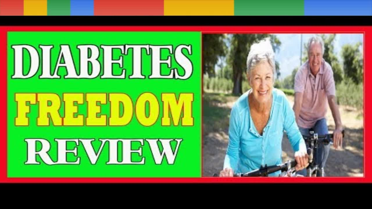 Diabetes Freedom Review #1 👨⚕️