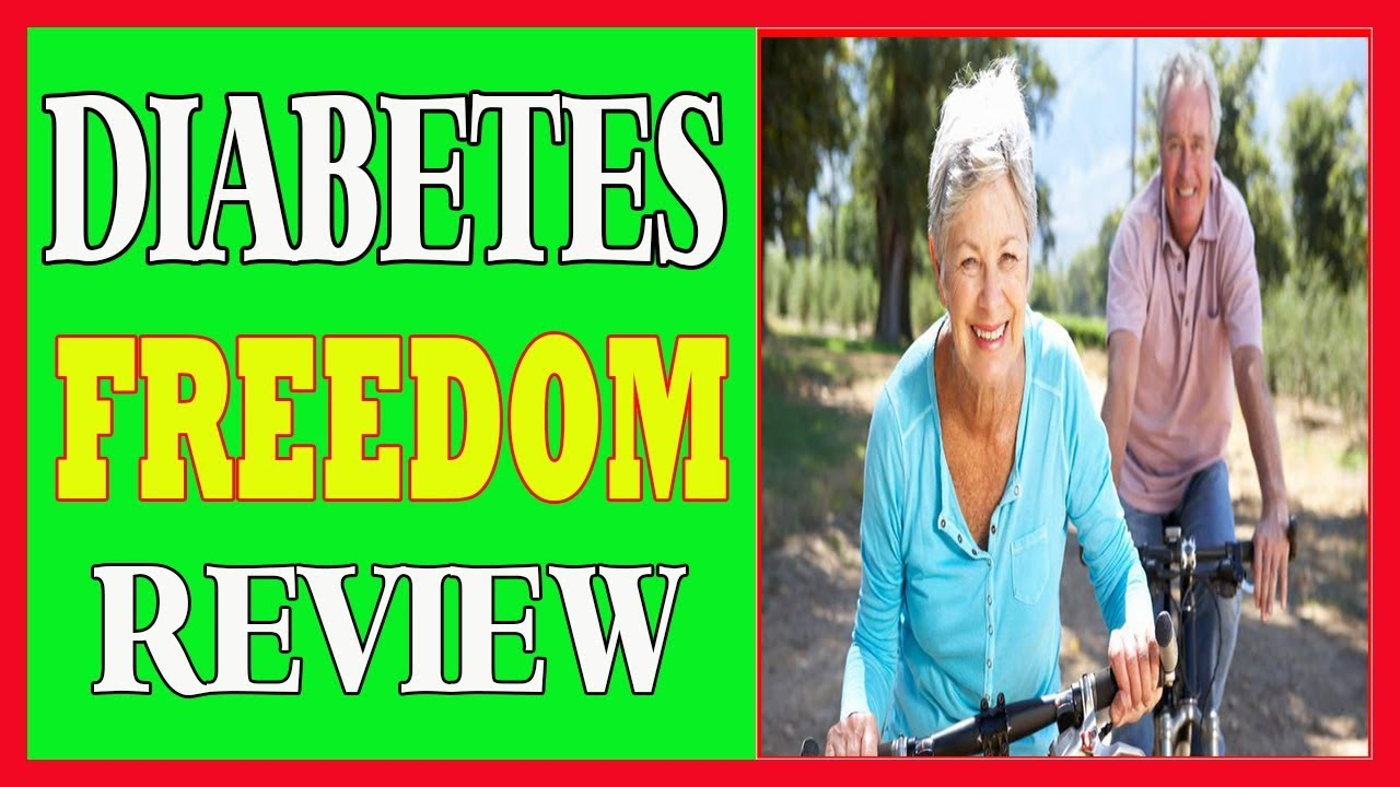 Diabetes Freedom Review #5 -Type 1.2