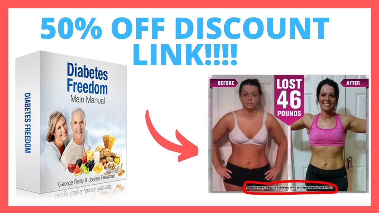 Diabetes Freedom Review – DISCOUNT LINK!!! (PROOF) 👨‍⚕️