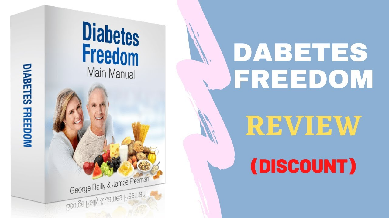 Diabetes freedom review – (with discount) 👨‍⚕️
