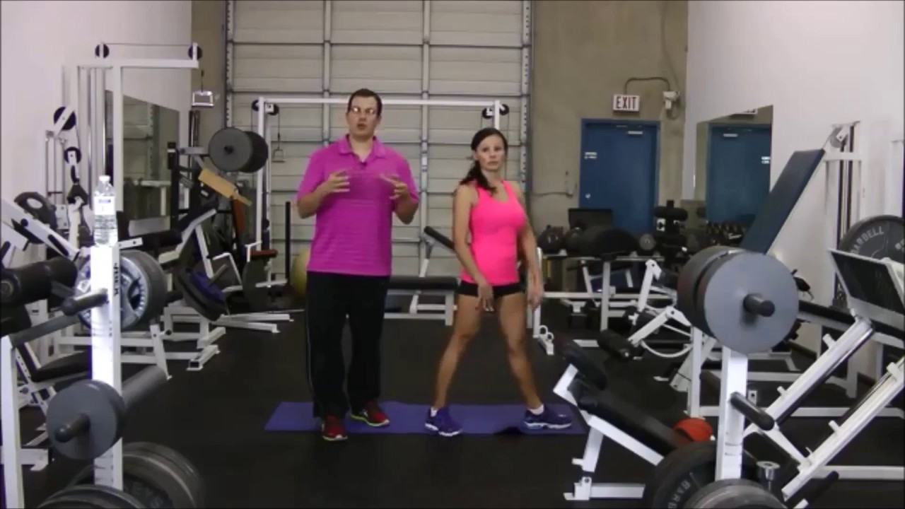 How to Rick Kaselj Hip Pain Exercises