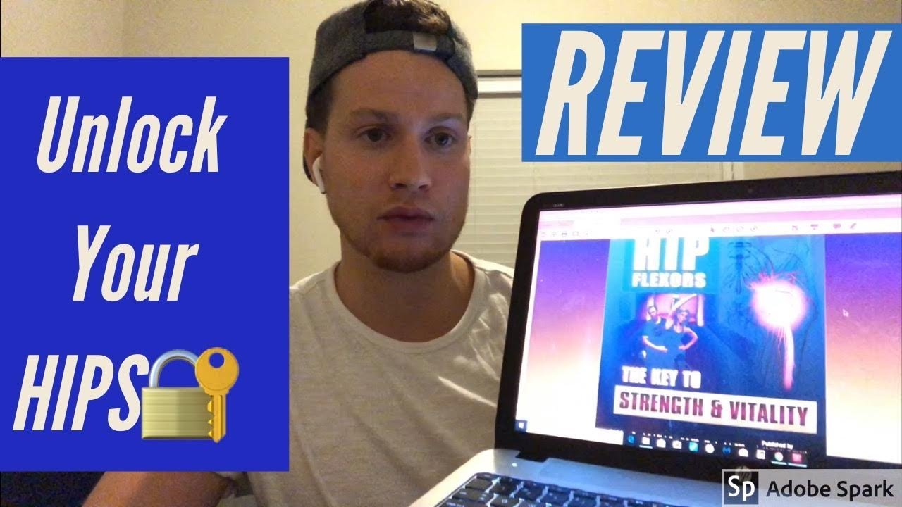 How to Unlock Your Hip Flexors Review by Critical Bench / Rick Kaselj and Mike Westerdal – My Experience