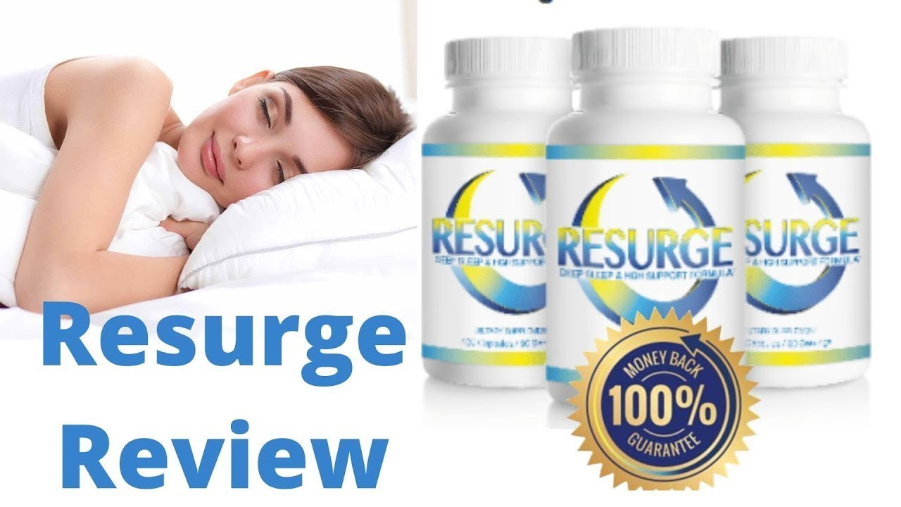 Resurge Review – The Godzilla Of Offers Diet Supplement Review #3 : Vedio