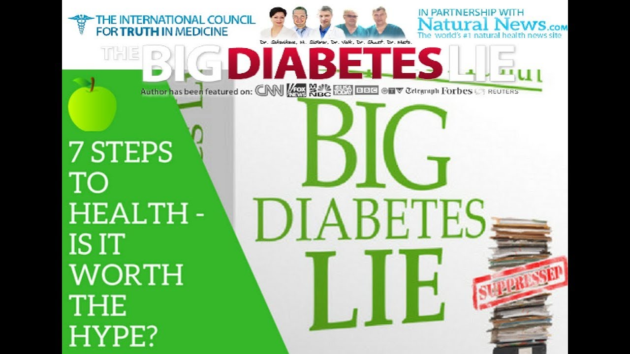 The Big Diabetes Lie – Real Dr – System Review 2018
