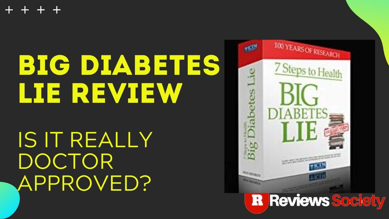 The Big Diabetes Lie Review – Does It Really Cure Diabetes – Watch It First and Then Buy 👨⚕️