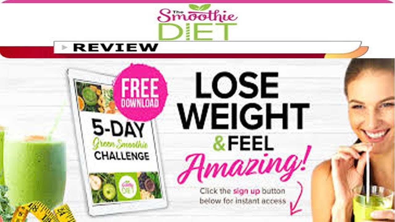 The smoothie diet review 🍴