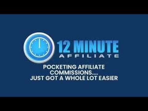 12 Minute Affiliate System Review – 2020-03-28 14:00:14