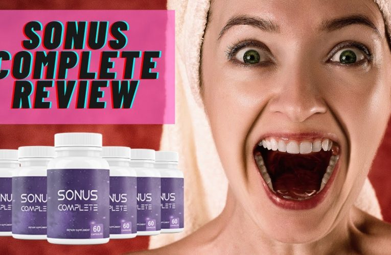 Sonus Complete – Brain Scan Uncovers The Real Root Cause Of Tinnitus : 2020-07-09 21:00:00