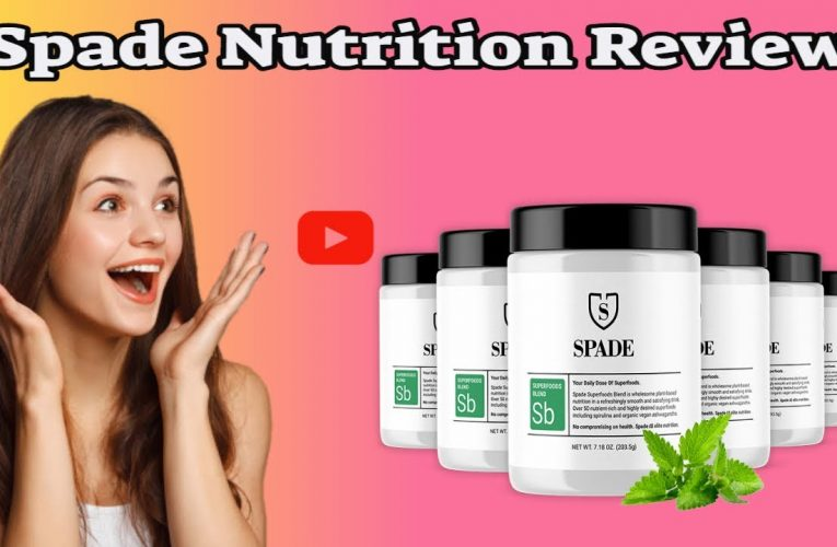 Spade Nutrition – Good Weight Loss Solution : 2020-09-21 22:20:42