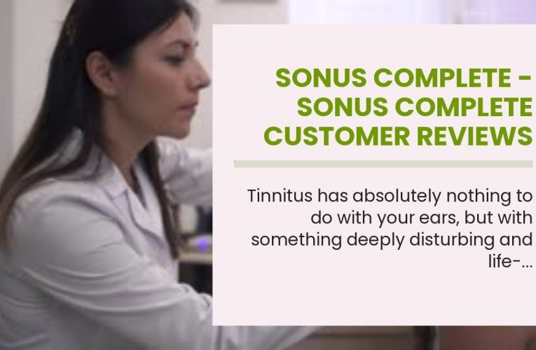 Sonus Complete – Brain Scan Uncovers The Real Root Cause Of Tinnitus : 2020-09-19 21:22:03