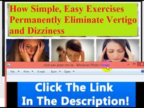 Vertigo And Dizziness Program : eBook By Christian Goodman – 2017-09-14 05:40:16