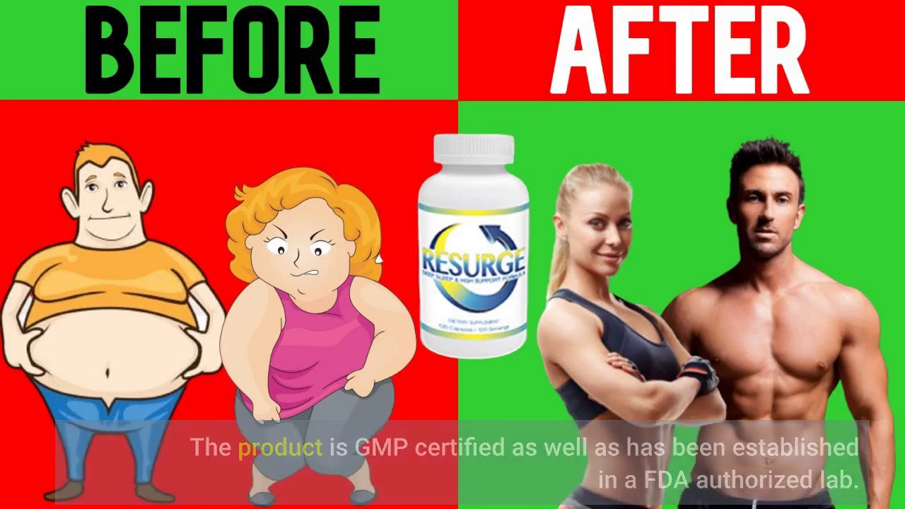 Everything about What is the Resurge supplement? Is it a legit weight loss