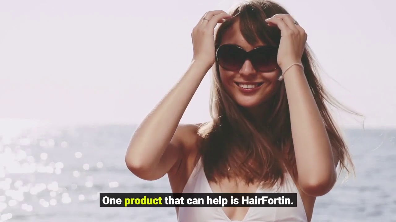 HairFortin Supplement Reviews : Potent Deep Hair Fall Formula