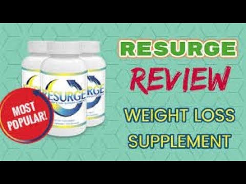 RESURGE SUPPLEMENT REVIEW (THE WHOLE TRUTH)
