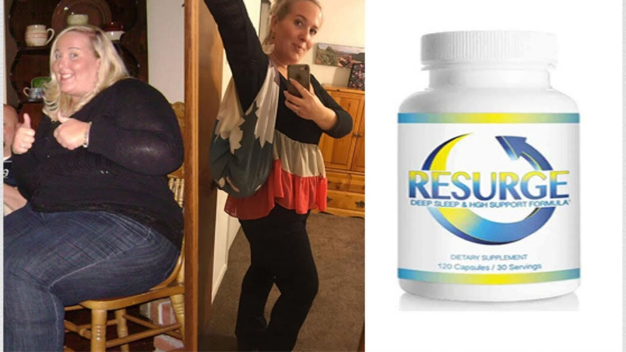 Resurge- 100% easy way to lose weight