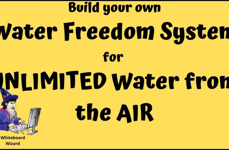 Water Freedom System Review – Water Freedom System (Watch Now!)